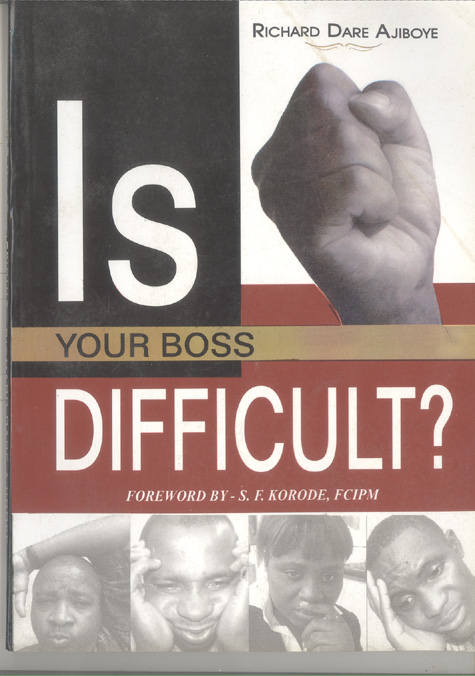 is your boss dificult
